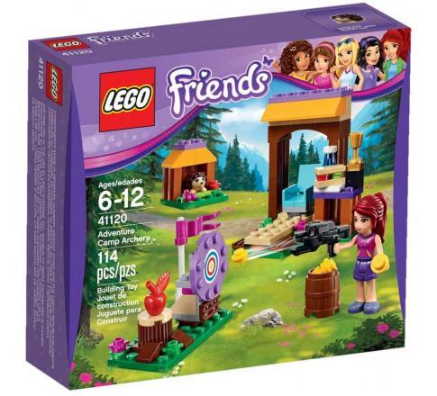 Lego Friends 41120-Hội Trại Bắn Cung