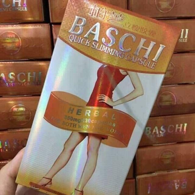 Giảm Cân Baschi Thái Lan nhập khẩu