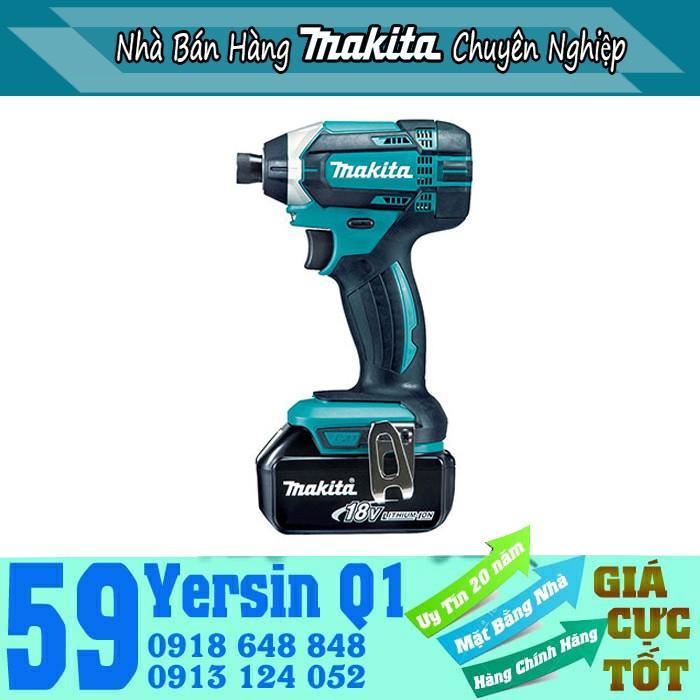 Hình ảnh Máy vặn vít dùng pin Makita DTD152Z (thân máy)
