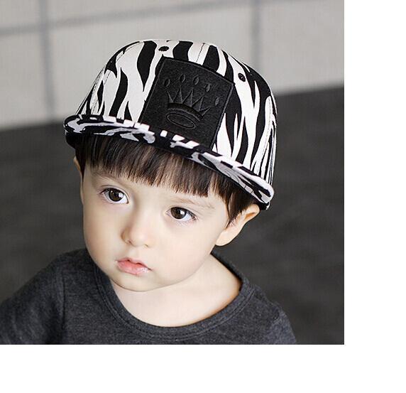 Hình ảnh Nón Snapback trẻ em B123