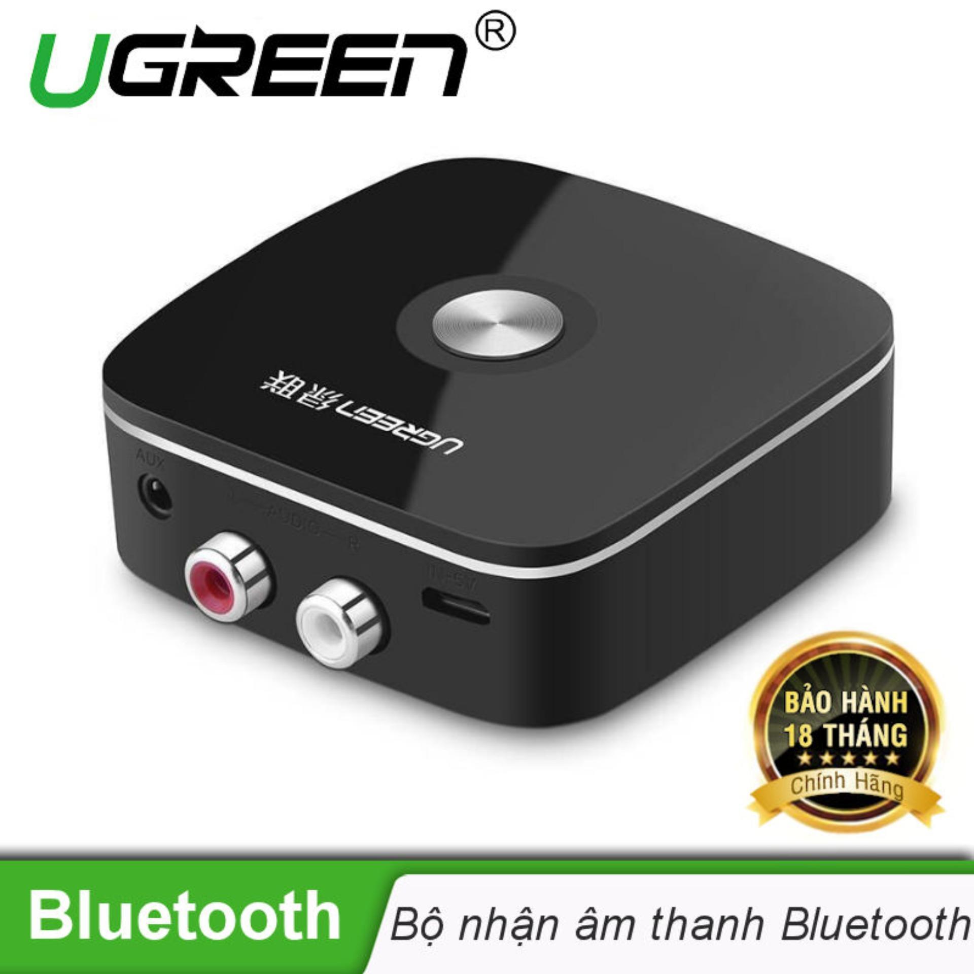 Bộ Nhận Am Thanh Bluetooth Đầu Ra 3 5Mm 2 Đầu Rca Ugreen 30445 Hang Phan Phối Chinh Thức Hà Nội Chiết Khấu