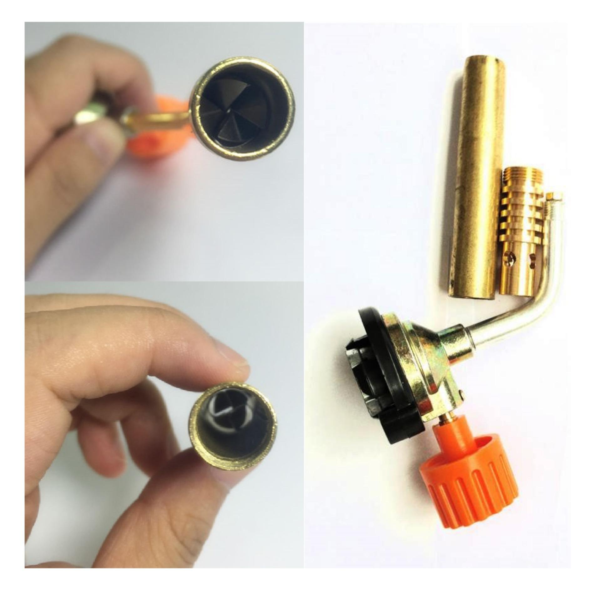 Máy khò nhiệt & hàn  - Sử dụng bình gas mini