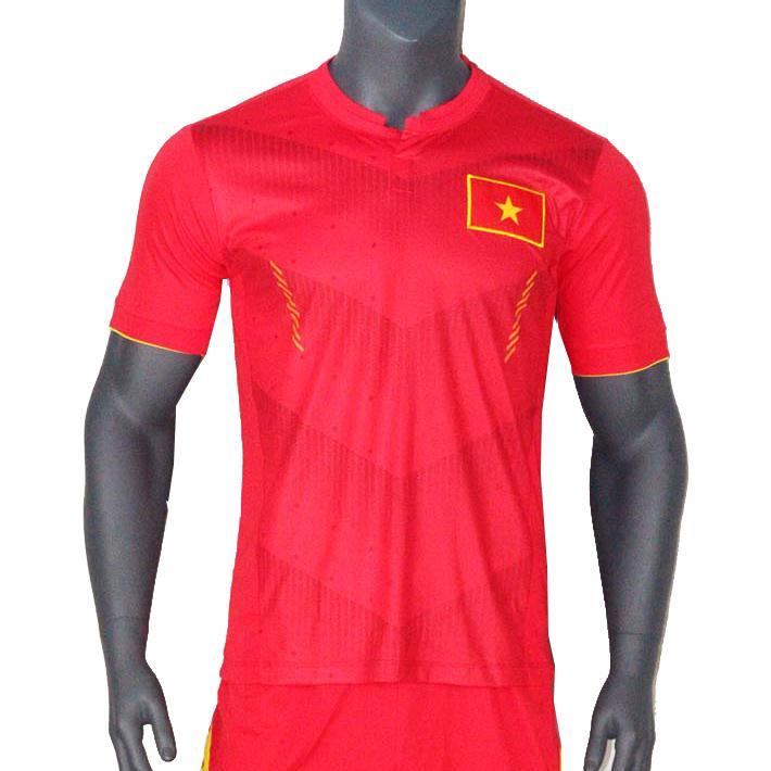 Mua Bộ Đồ Đa Banh Đội Tuyển Việt Nam Đỏ Mới Nhất