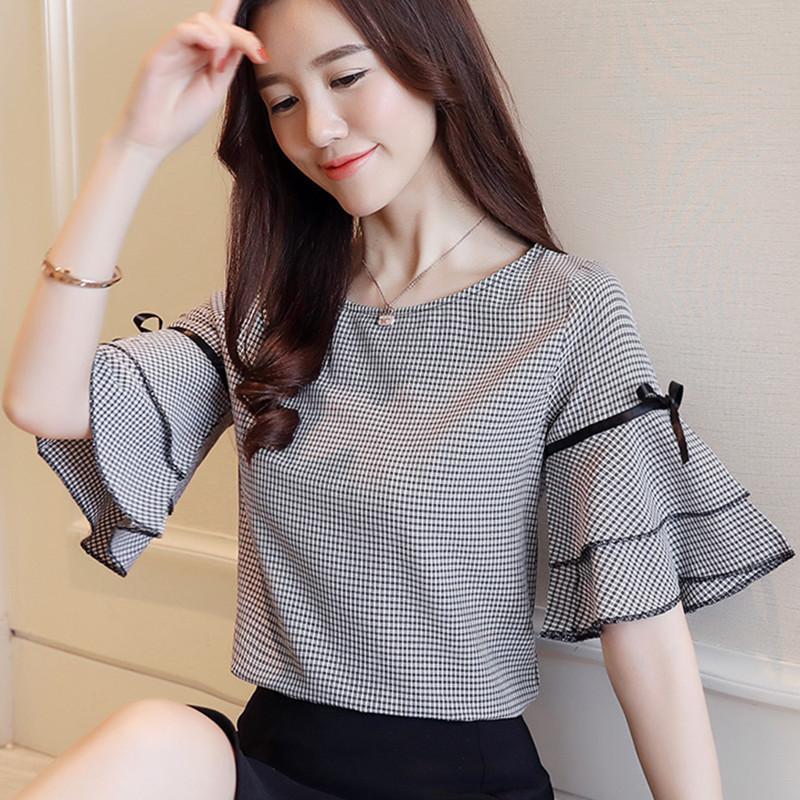 Buy Stylish Tops Women Clothing Online Lazada Sg