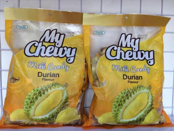 Kẹo mềm My Chewy Thái - Hương vị sầu riêng