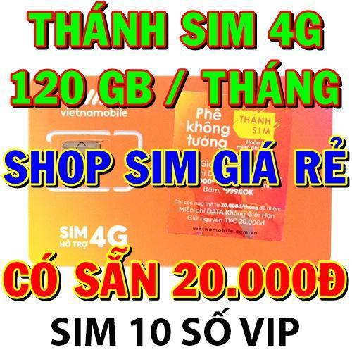 Hình ảnh Thánh Sim Vietnamobile Maxdata (tỷ gb không lo mất tiền)