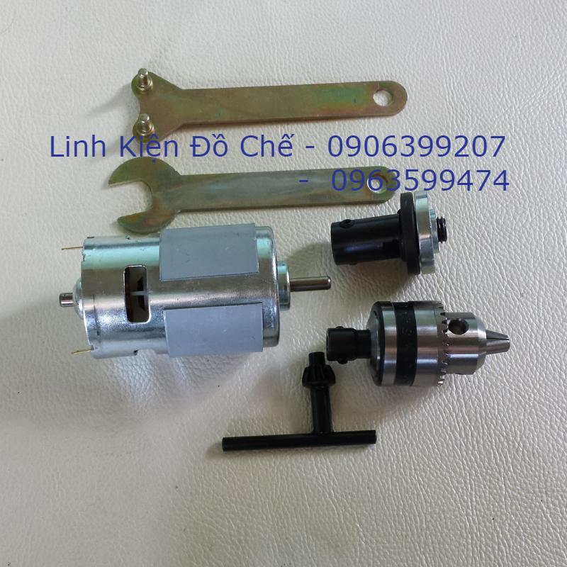 Bộ ComBo Khoan Cắt Motor 775 - 150w
