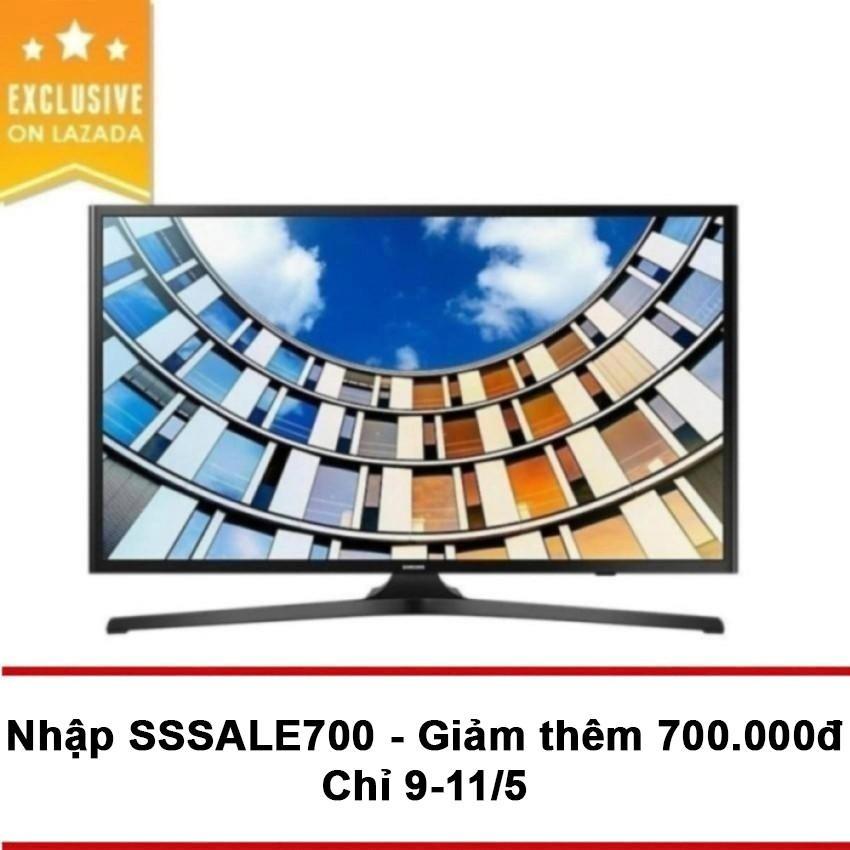 Mua Tv Led Samsung 43 Inch Full Hd Model Ua43M5100Dk Đen Hang Phan Phối Chinh Thức Trong Việt Nam