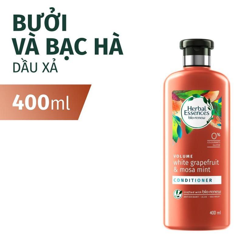 Dầu xả Herbal Essences Bưởi & Bạc Hà 400ml nhập khẩu