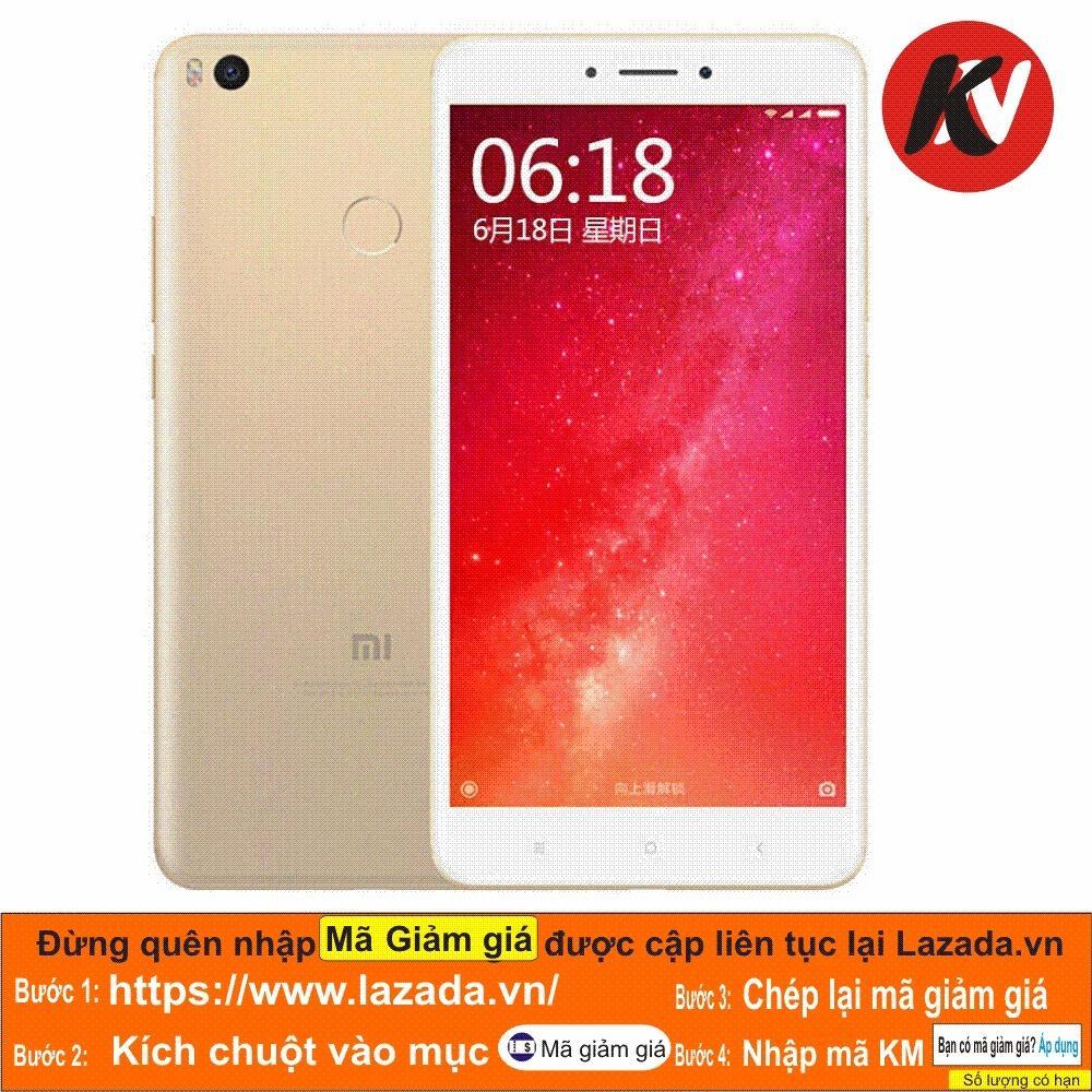 Bán Mua Xiaomi Mi Max 2 64Gb Ram 4Gb 2017 Kim Nhung Vang Hang Nhập Khẩu Hà Nội