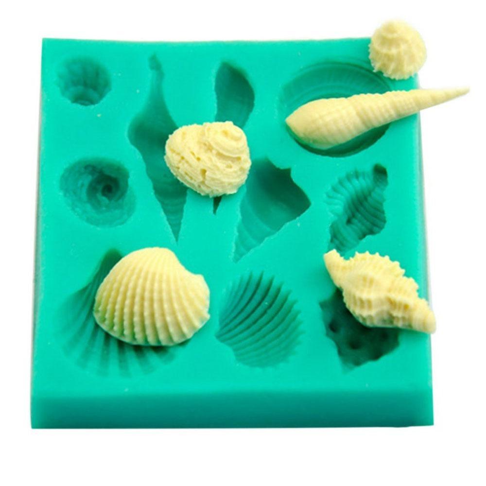 Features Garena Shells My 725 Dan Harga Terbaru 50 Shell Silicone 3d Seashell Beach Cake Chocolate Mould