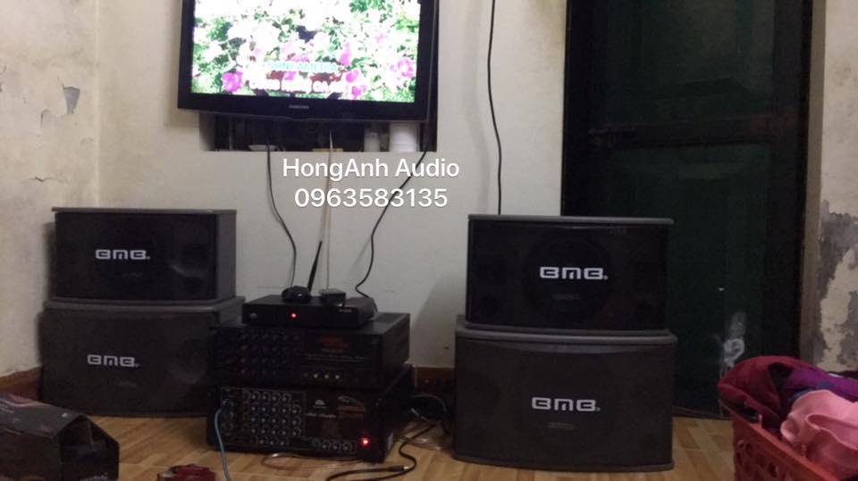 Hình ảnh Dàn Karaoke gia đình P203N Jarguar, Loa BMB hát cực hay giá 1,8tr