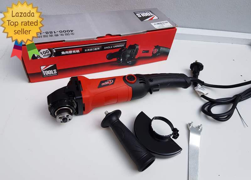 Máy mài góc máy cắt cầm tay đa năng Hongda 6100 - Hàng Trung Ương