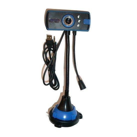 Webcam cao có Mic hỗ trợ 3 Đèn siêu nét
