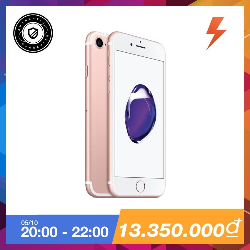 Mua Apple Iphone 7 32Gb Vang Hồng Hang Phan Phối Chinh Thức Trực Tuyến Hồ Chí Minh