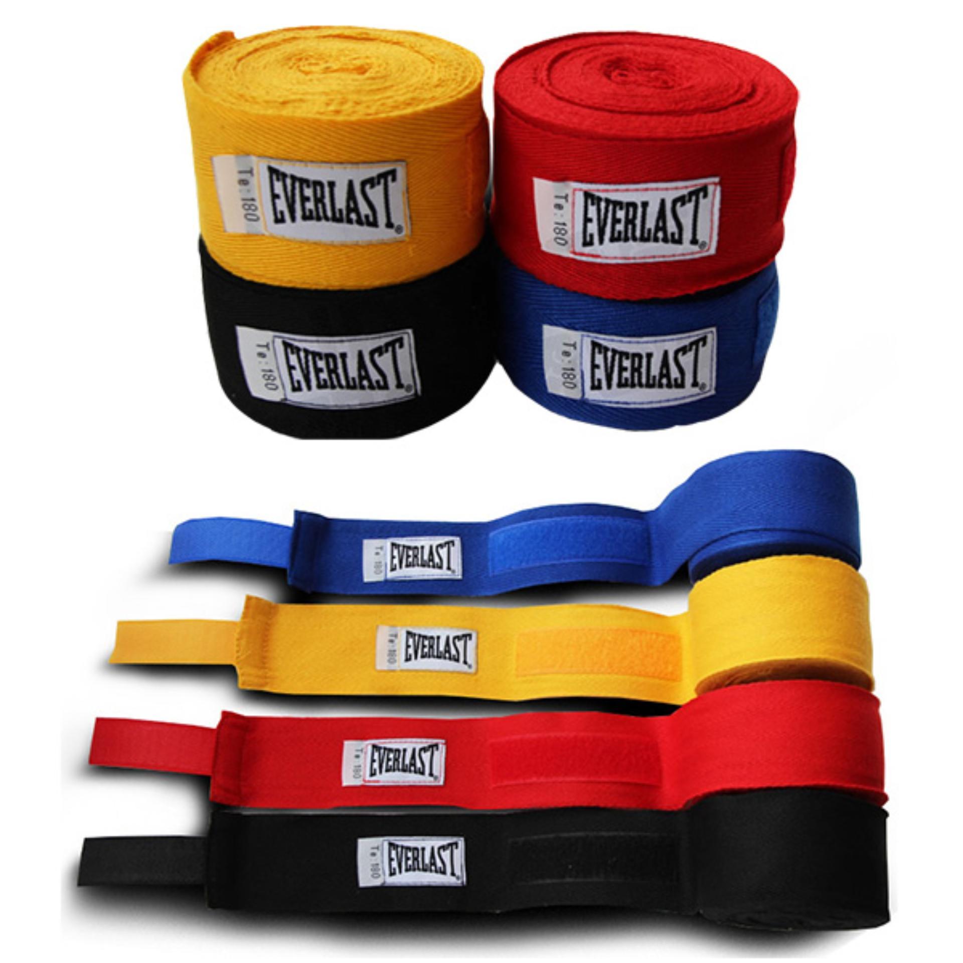 Hình ảnh Băng quấn tay boxing tập luyện võ thuật Eveblast ( 1 đôi )