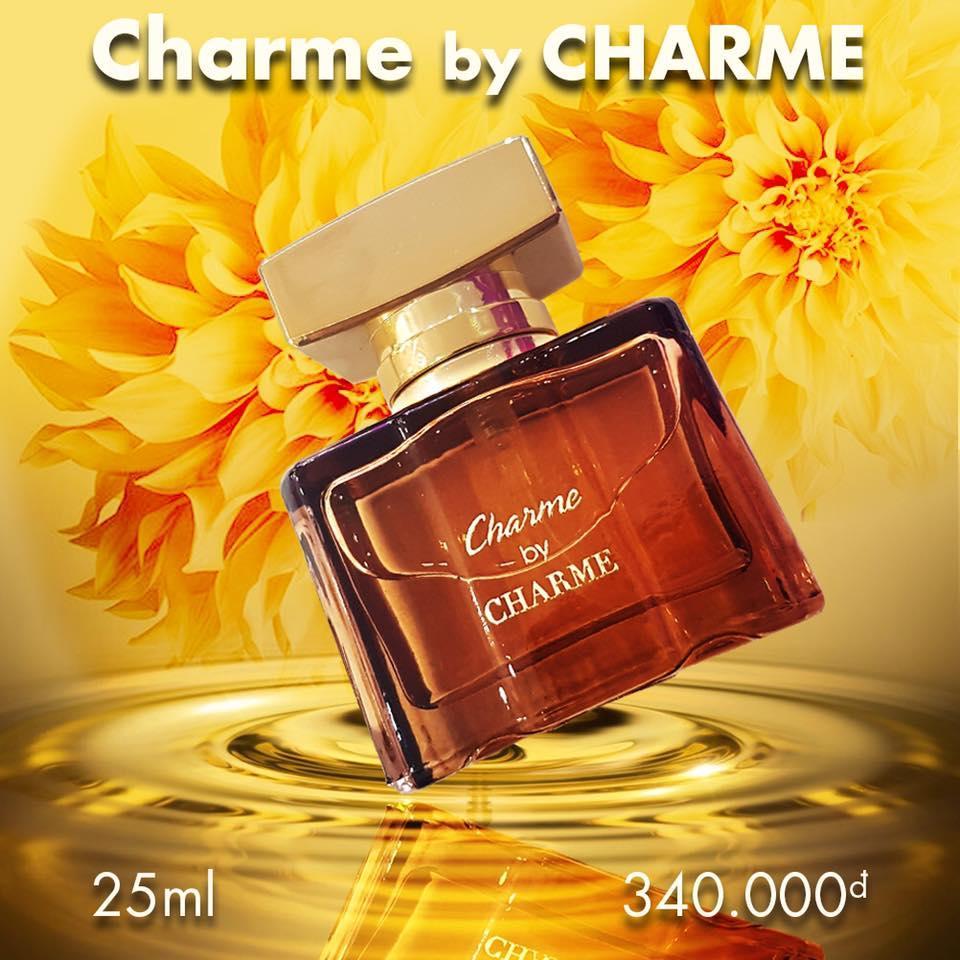Nước Hoa Nữ Charme By Charme