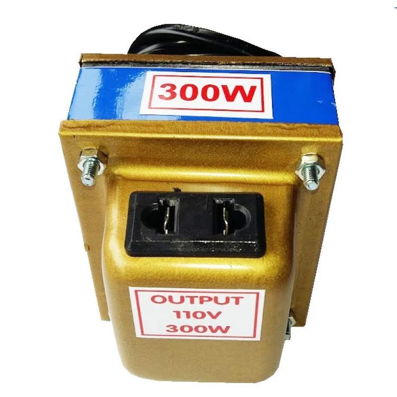 Biến áp 300W đổi nguồn 220V ra 110V 120V