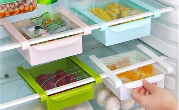Hình ảnh Khay nhựa để tủ lạnh tiện lợiLOẠI TỐT VÀ Tặng PHẦN MỀM TIẾT KIỆM 1.000.000/THÁNG QUA MAIL