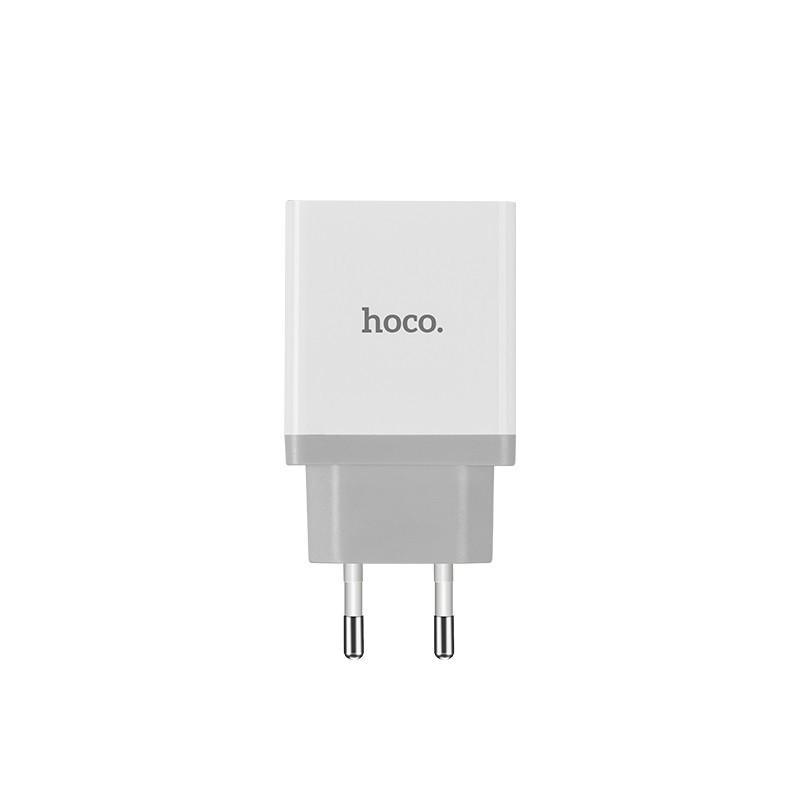 Cốc sạc nhanh 3 cổng USB Hoco C24B – Review và Đánh giá sản phẩm