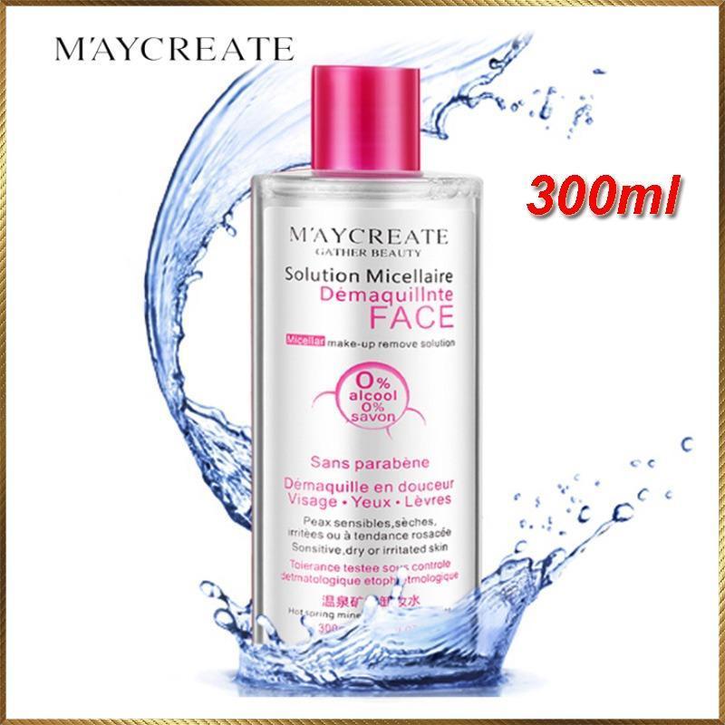 Nước tẩy trang MayCreate 300ml TT47 nhập khẩu