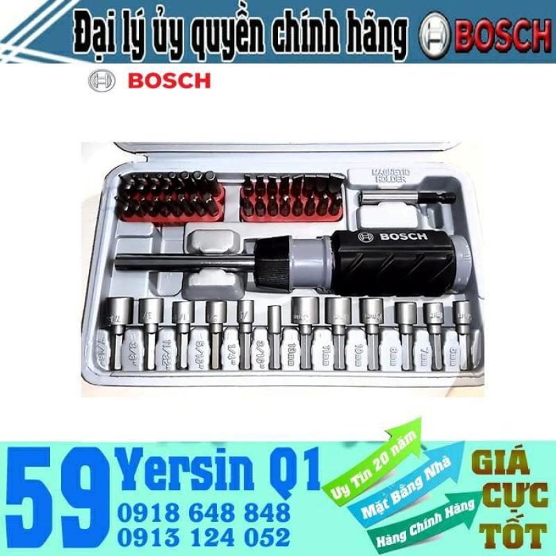 Bộ vặn vít 46 chi tiết Bosch