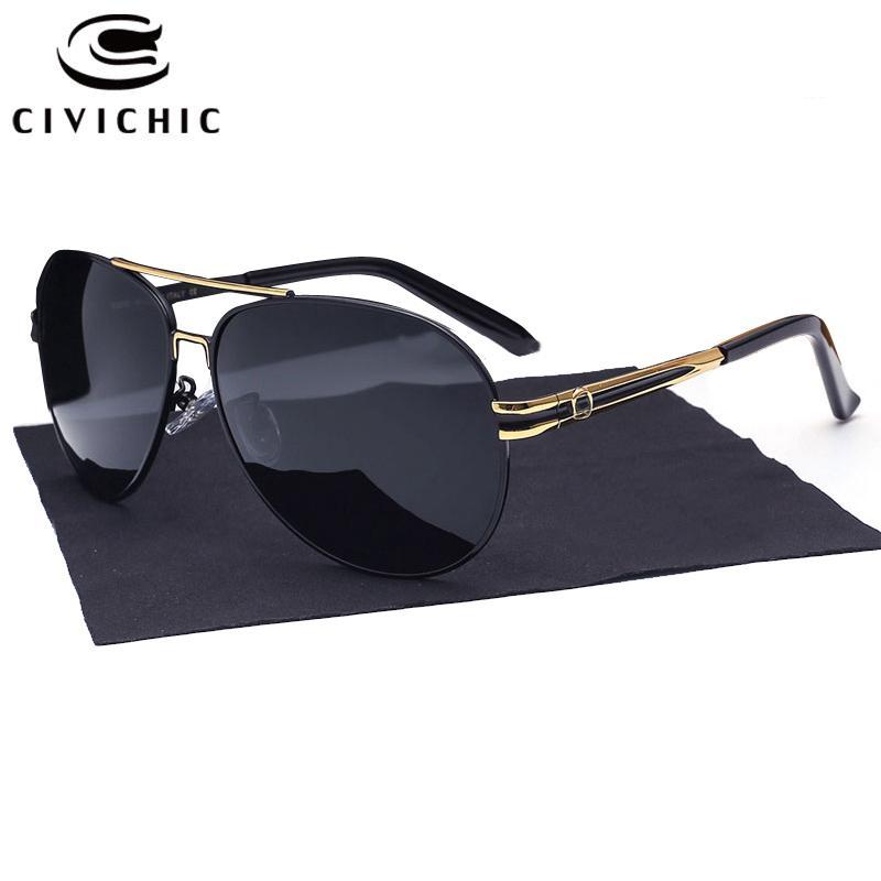 ee8b5e08215d0 Hot Trend Men Polarized Sunglasses Classic Driving Glasses Brand Designer  Outdoor Eyewear for Police Pilot Oculos