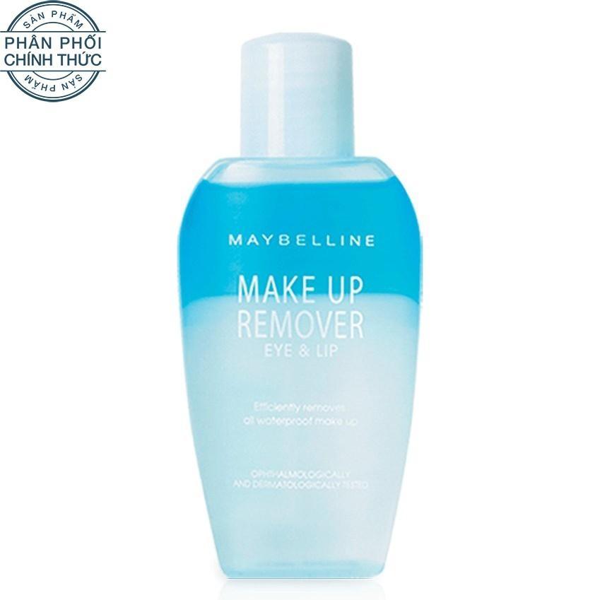 Hình ảnh Nước tẩy trang mắt và môi MAYBELLINE Make Up Remover 40ml