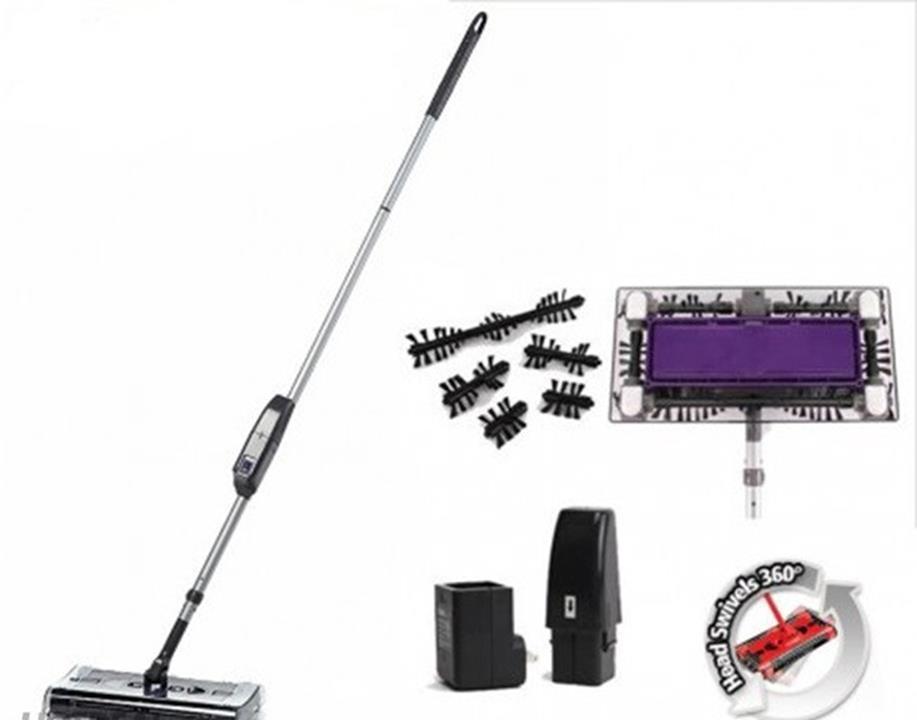 Hình ảnh Chổi điện không dây Cordless Swivel Sweeper G9