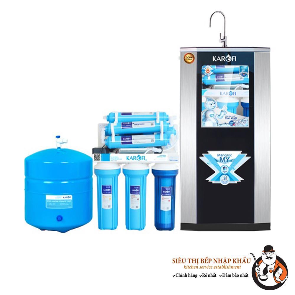 Hình ảnh Máy lọc nước RO Karofi, 9 cấp, tủ IQ, Model: KT90IQ-A