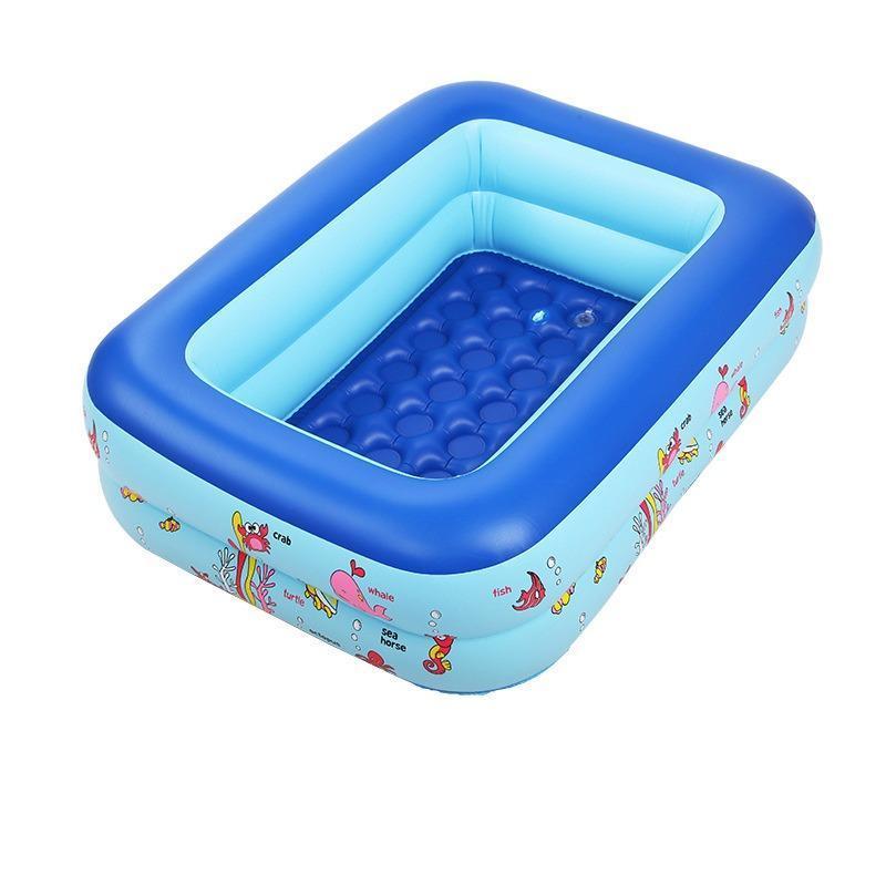 Bể bơi cỡ to (180 x 140 x Cao 60cm)