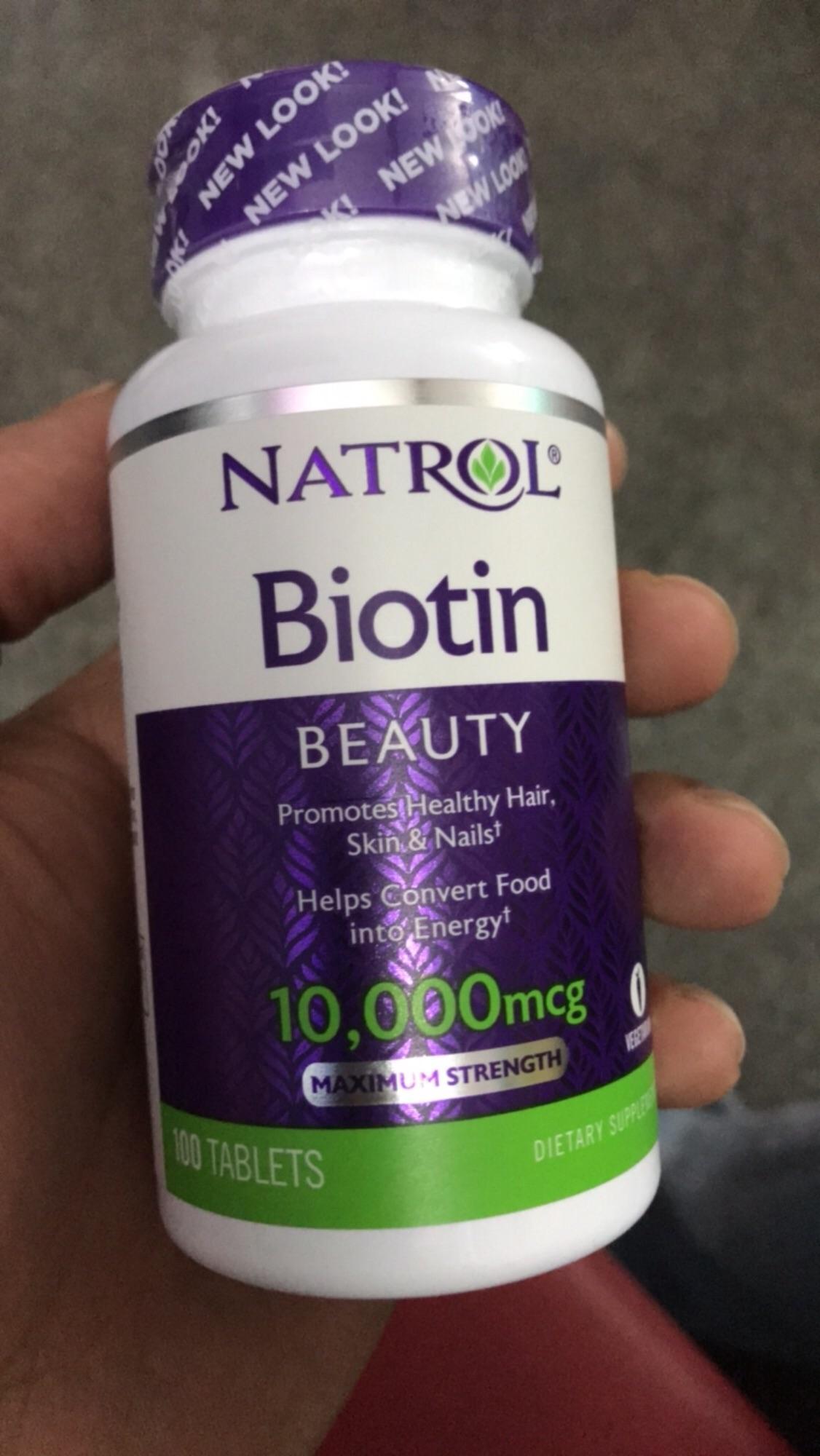 Giá Bán Vien Uống Mọc Toc Biotin 100Vien Mỹ Biotin Nguyên