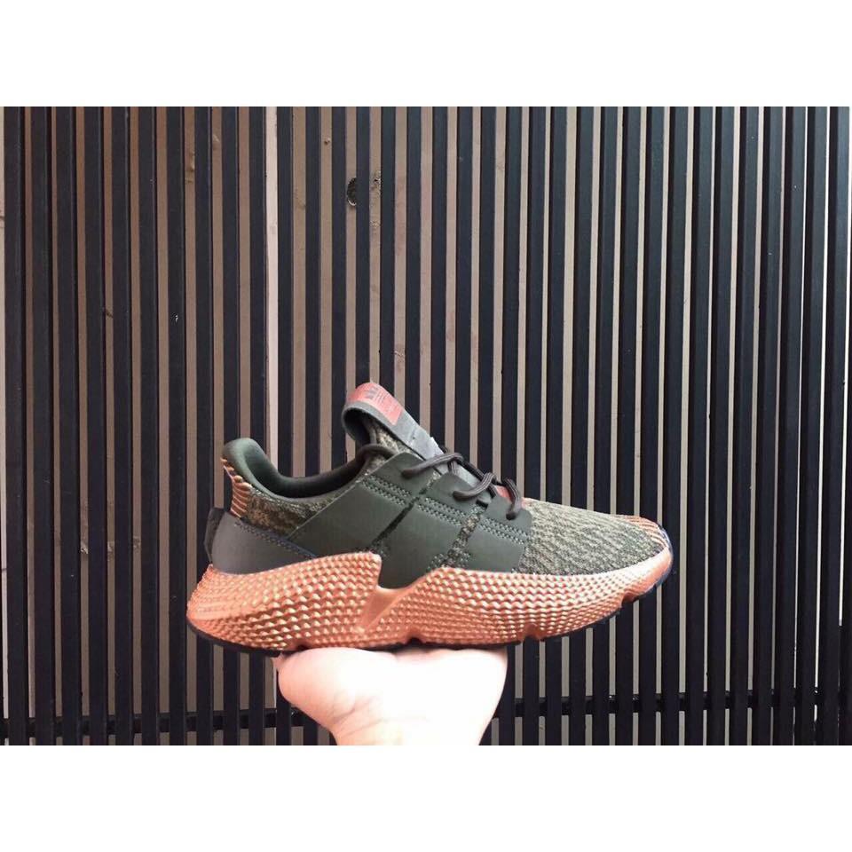 Hình ảnh Giày thể thao siêu phẩm mới của adidas Prophere Triple màu rêu