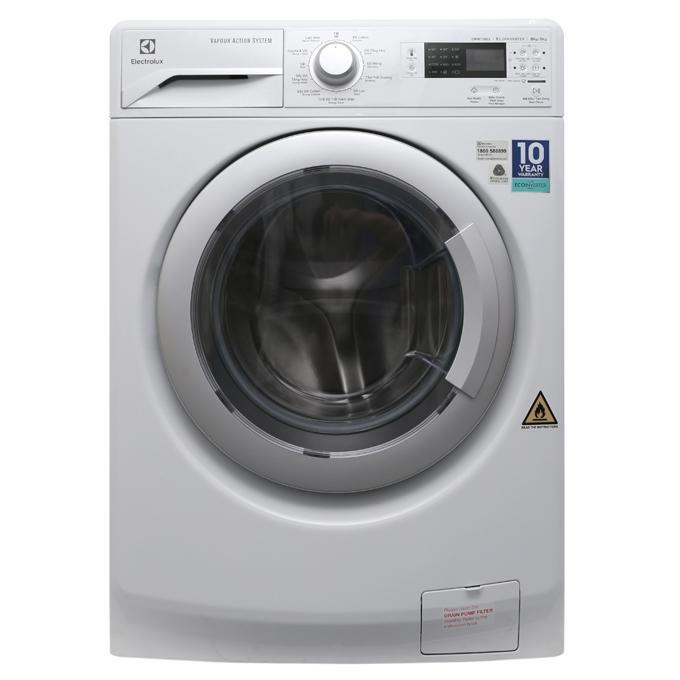 Hình ảnh Máy giặt sấy Electrolux Inverter 8kg EWW12853
