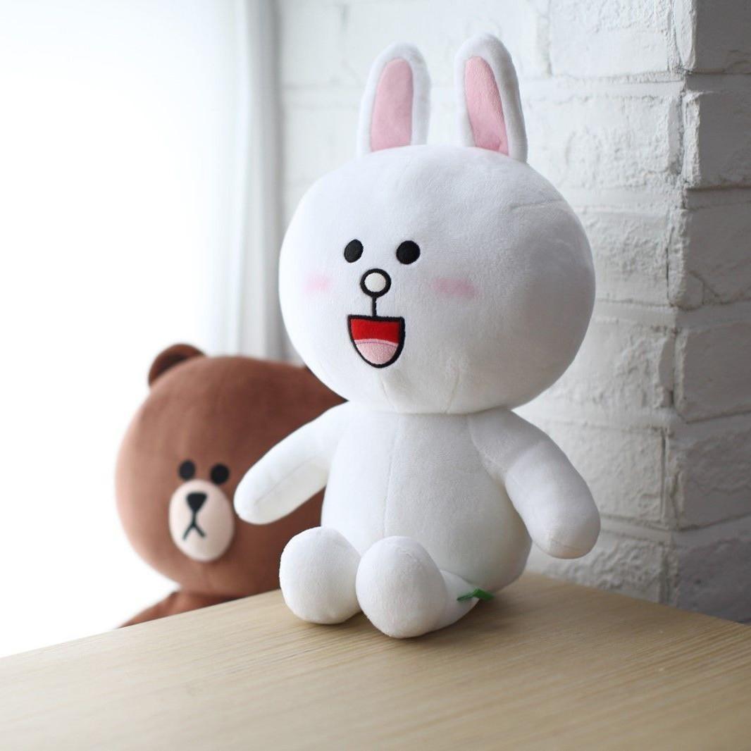 Hình ảnh Gấu bông hình thỏ cony