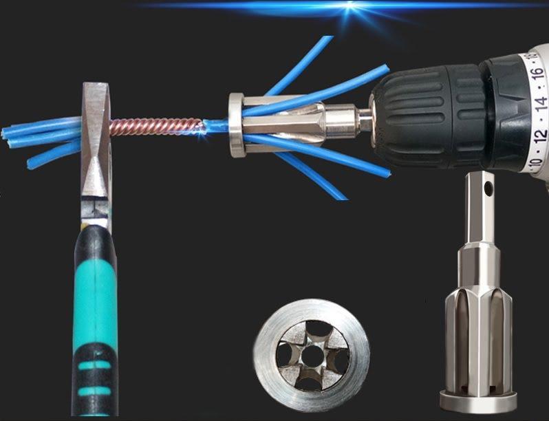 Hình ảnh Dụng cụ nối dây điện đa năng