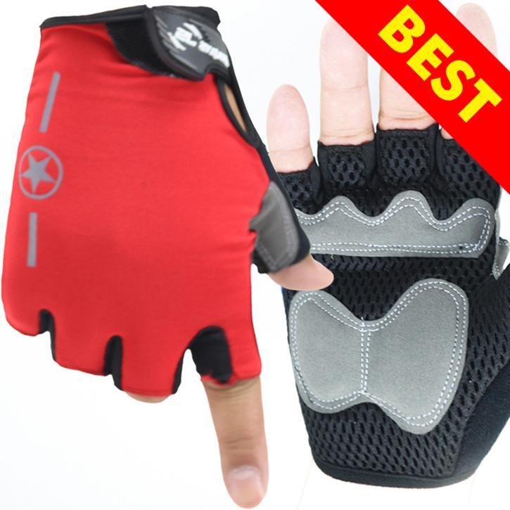 Hình ảnh Găng tay, bao tay tập GYM (chống chai tay) nam nữ
