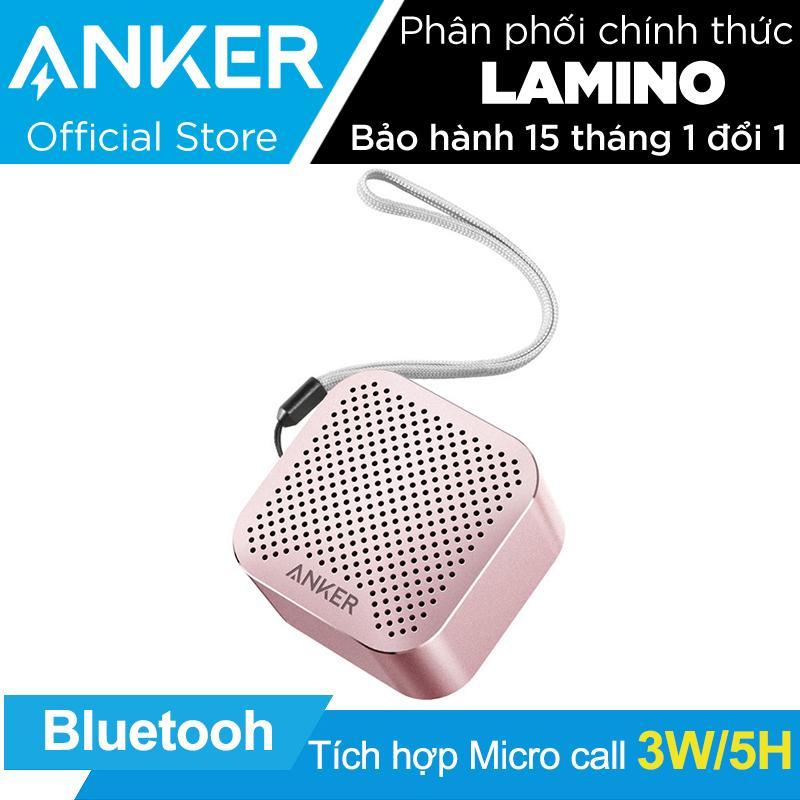 Ôn Tập Loa Bluetooth Di Động Anker Soundcore Nano Stereo Speaker Hồng Hang Phan Phối Chinh Thức