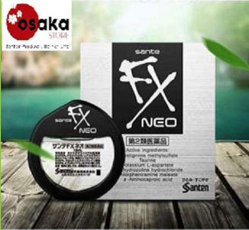 Thuốc nhỏ Sáng mắt Sante FX Neo Của Nhật