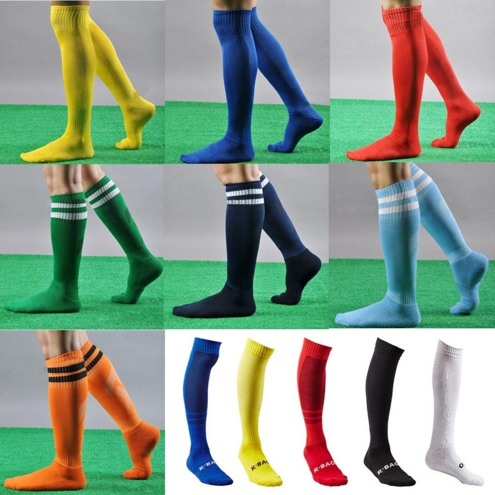 ... Over Knee High Sock Baseball Hockey - intl. Description: Brand New Football Plain Long Socks Sport Knee High Large Hockey Rugby Men Women