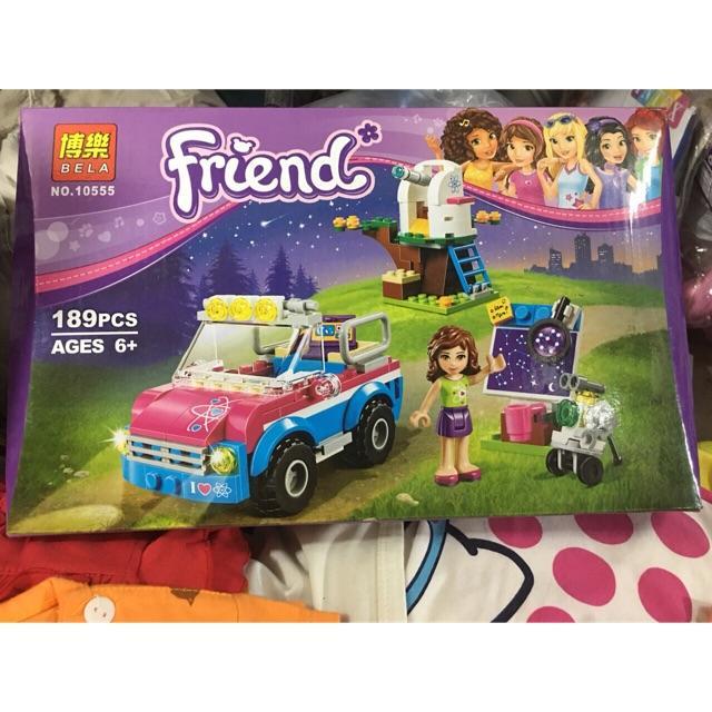 Lego friends 10555