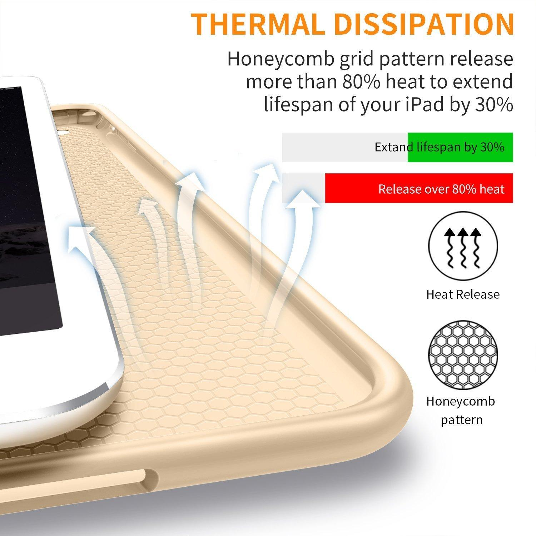 Mua Bao Da Cao Cấp Danh Cho Ipad Mini 123 Ipad Mini 4 Ipad Air Ipad Air 2 Ipad New 2017 Ipad Pro 9 7 Ipad 234 Ipad Pro 10 5 Tự Động Tắt Mở Ốp Dẻo Silicone Mềm Mại No Brand