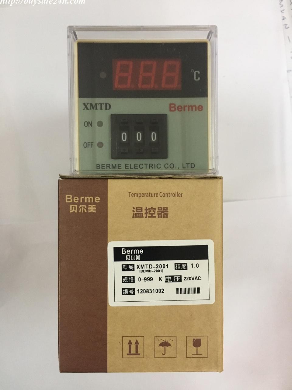 Bộ điều khiển nhiệt độ máy ấp trứng XMTD bảo hành 12 tháng 1 đổi 1