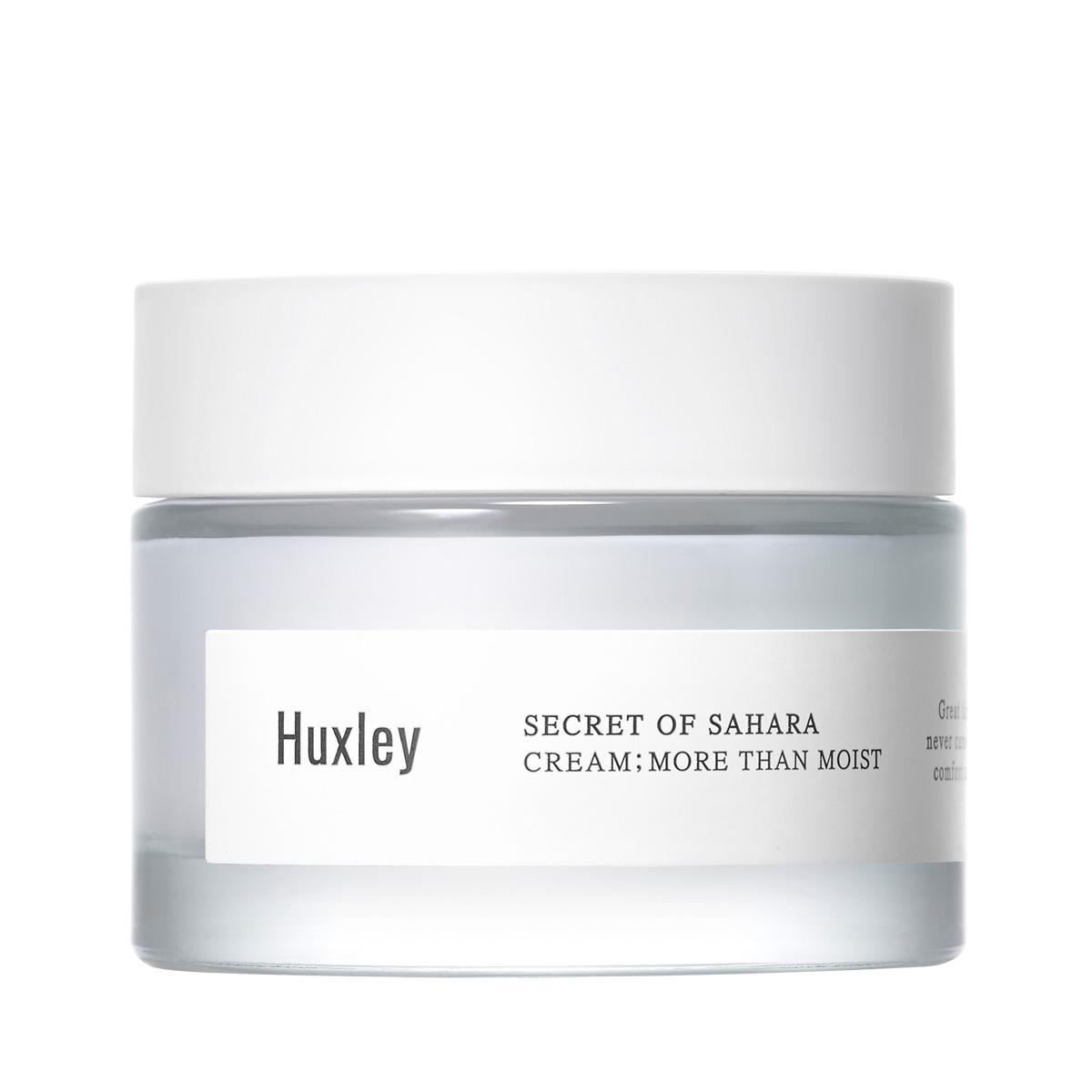 Bán Kem Dưỡng Ẩm Da Chống Lao Hoa Cao Cấp Danh Cho Da Nhạy Cảm Huxley Cream More Than Moist 50Ml Nguyên