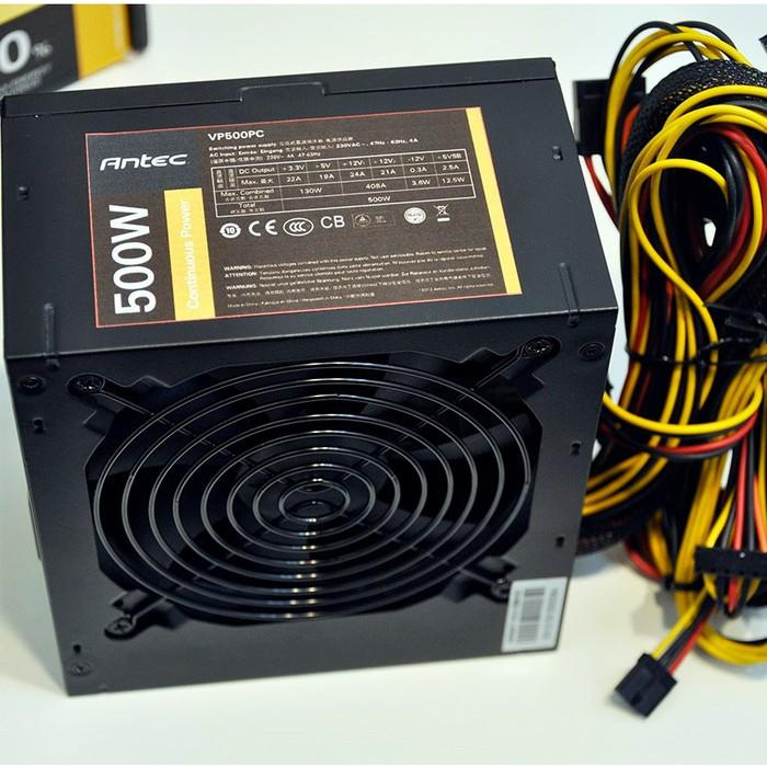 Nguồn Công Suất Thực Antec BP300S 500W