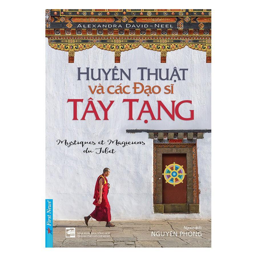 Mua Sách - Huyền Thuật Và Các Đạo Sĩ Tây Tạng