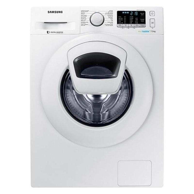 Máy giặt cửa trước Samsung AddWash WW75K5210YW/SV (7.5kg)