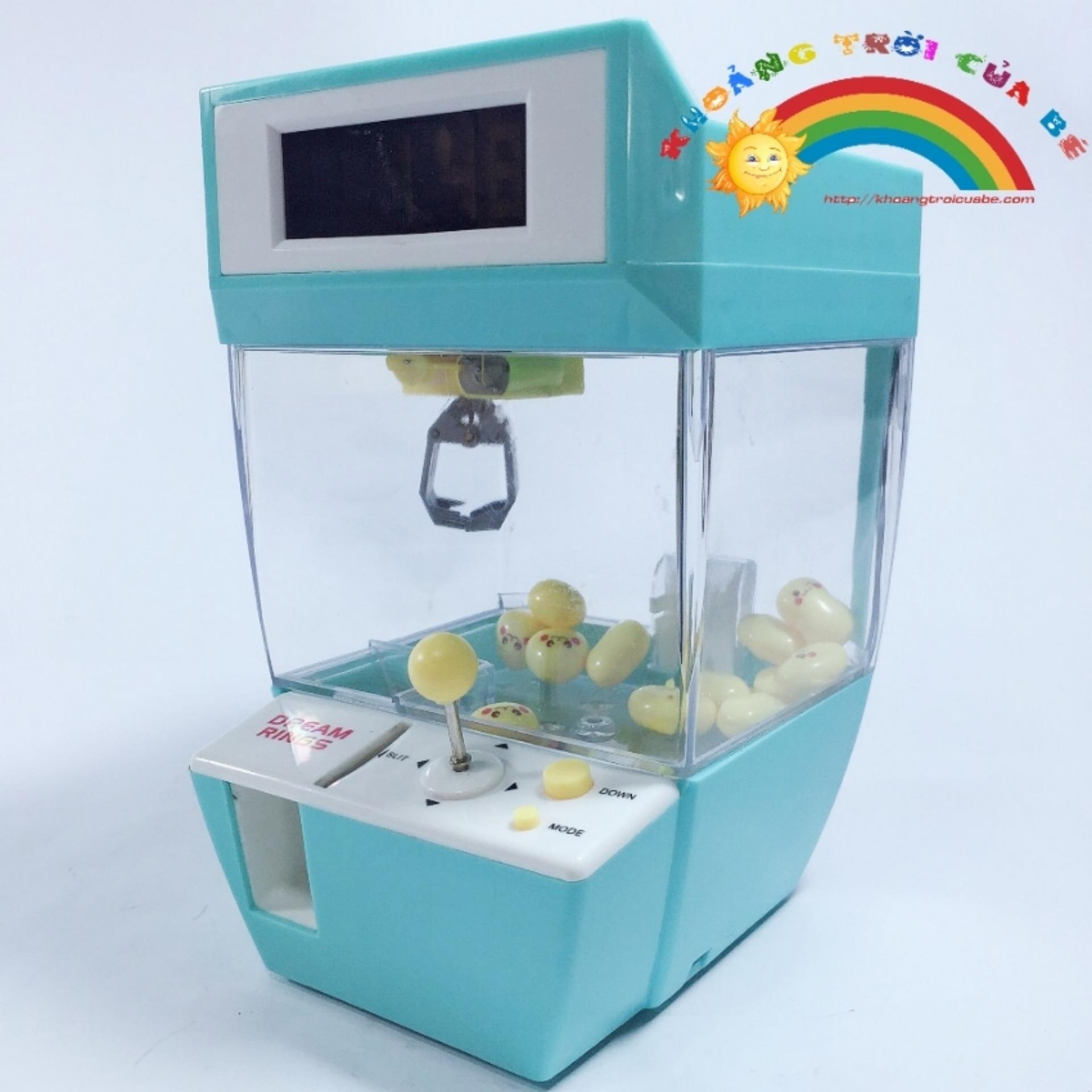Hình ảnh Đồ chơi gắp thú bông Mini KB342
