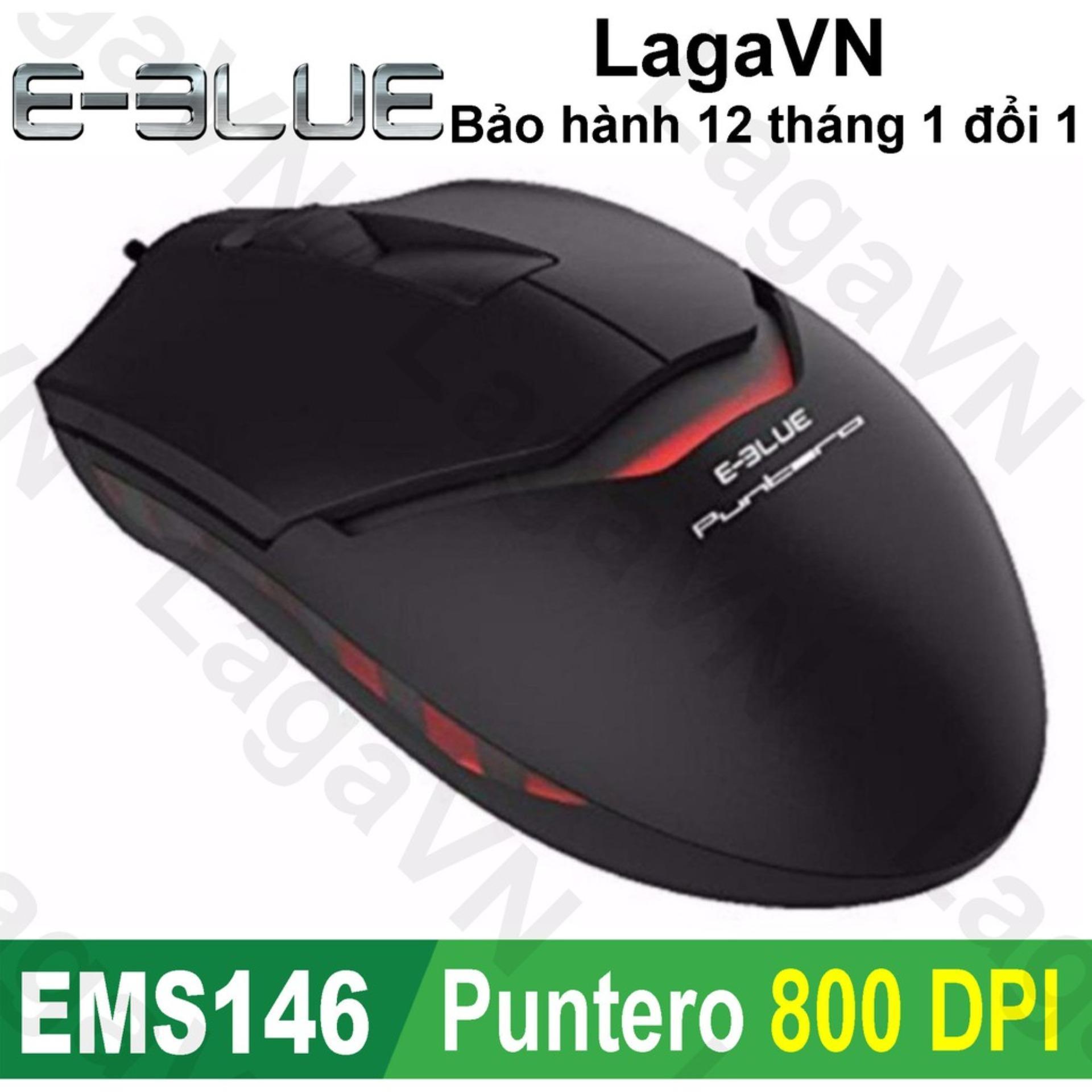Hình ảnh Chuột quang chuyên game E-Blue Puntero EMS146 (EBlue 146) - LagaVN