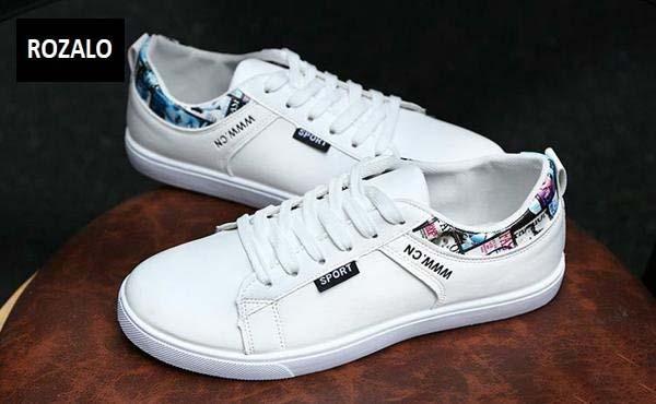 Giày Sneaker Nam Rozalo RMG2639W-Trắng2.jpg
